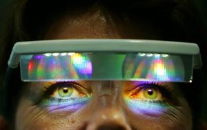 عینک لومینت د رحال نوردرمانی