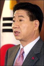 رو مو هیون  رئیس جمهور کره جنوبی