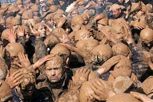 عزاداری عاشورا در بیجار-حسن سربخشیان/AP