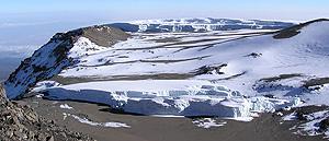 یخچالهای طبیعی کلیمانجارو تا چند دهه دیگر دوام خواهند آورد
