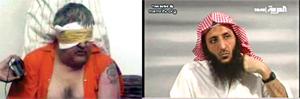 راست: ابوهاجر، رئیس پلیس سابق و رهبر القاعده در عربستان، دو ماه پیش کشته شد.