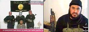 راست: ابومصعب زرقاوی، رهبر القاعده عراق سال گذشته کشته شد و هنوز رهبر جدید بطور رسمی معرفی نشده.