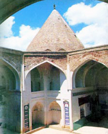 مسجد جامع ازنا