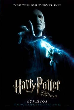 پوستر فیلم هری پاتر و حلقه ققنوس