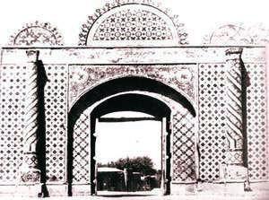 دروازه گمرک