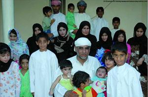 عبدالزحمان و فرزندانش