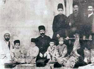 مکتبخانه دوره قاجار
