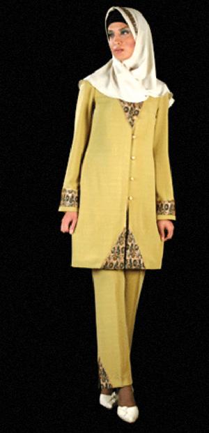 تزیین مانتو ساده همشهری آنلاین: به امید یه لباس تازه تر