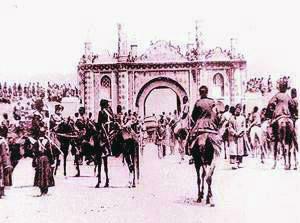 دروازه-شاه-عبدالعظیم