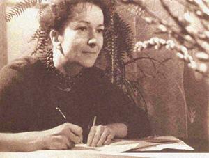 ویسواوا شیمبورسکا در 38سالگی