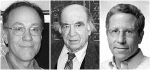 اریک ماسکین، لئونید هورویز، راجر میرسون