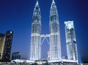 برجهای دوقلوی پتروناس