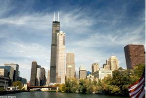 برج سیرز در شیکاگو