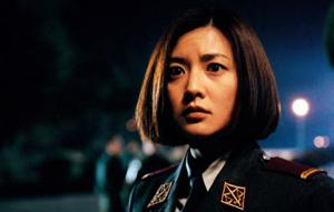 """لی یونگ-آئه در نمایی از فیلم """"جیاسای"""