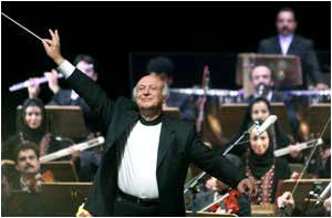 ارکستر موسیقی ملی ایران -عکس از محمد توکلی