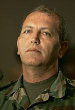 Brigadier General and head of operations Francois al-Hajj