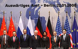 22 January 2008 in Berlin