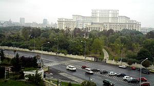 کاخ پارلمانی بخارس
