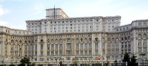 کاخ پارلمانی بخارست،