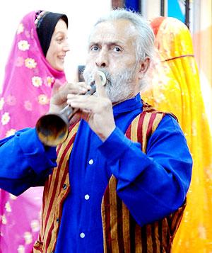 محمدرضا اسحاقیگرجی از آخرین بازماندگان استادان موسیقی خنیایی مازندران