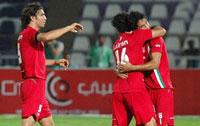 Iran edges UAE 1-0 away