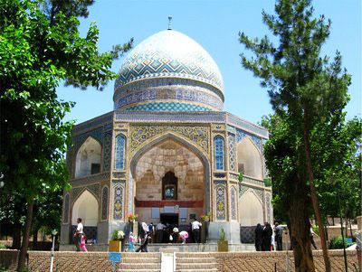 Iranian gardens - bagh-e Qadamgah Neishabor