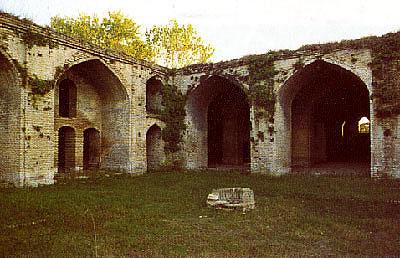 Iranian gardens - bagh-e Cheshme-emarat