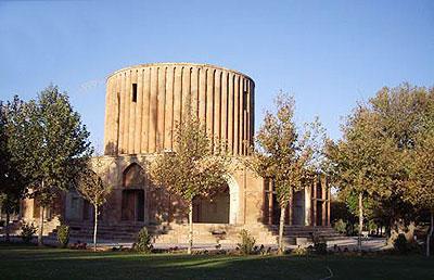 Iranian gardens - bagh-e Kalat Naderi