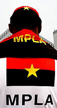"""Angola is changing for the better"""" says MPLA advertising"""