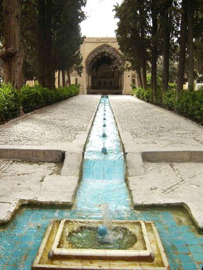 Iranian gardens - Bagh-e Fin