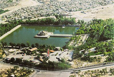 Iranian gardens - bagheh Shahgoly