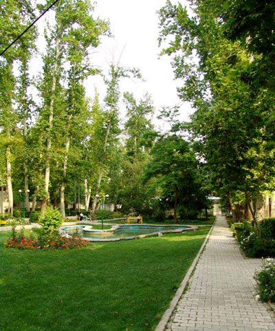 Iranian gardens - bagh-e Ferdos