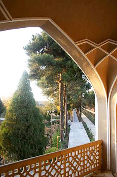 Iranian gardens - bagh-e Dolatabad Yazd