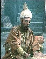 علی نصیریان در سریال سربداران با موسیقی متن فرهاد فخر الدینی