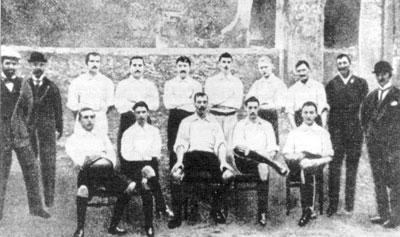 جنوا، اولین قهرمان فوتبال ایتالیا