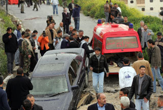 A senior Palestinian official has been killed in a bomb attack at a refugee camp near the southern Lebanese coastal city of Sidon