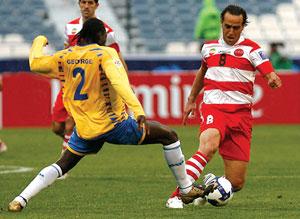 فوتبال ژاپن امارات
