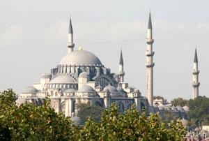 مسجد سلطان احمد موسوم به مسجد آبی