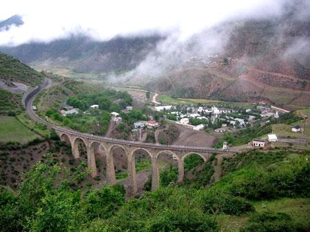 مقاله جامع و کاربردی در مورد انواع پل و اجرا و ساختن پل ها