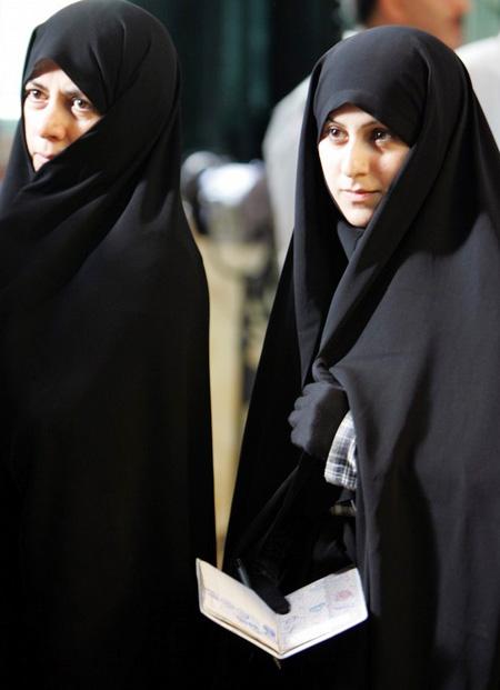 Tehran on June 12, 2009 - presidential election