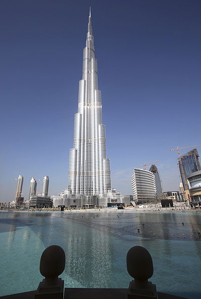 بلندترین برجها و آسمان خراشهای در کشورهای مختلف جهان