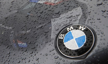 BMW signs diesel-engine supply deal with maker of police cars