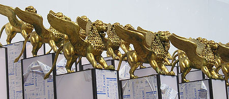 Golden Lion Venice Film Festival