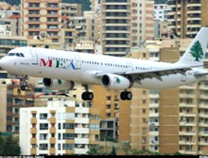 Beirut- Middle East Airlines - MEA