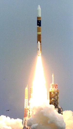 intelligence-gathering satellite